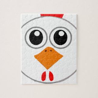 Herr Chickenz Merchandise Puzzle
