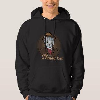 Herr Dandy Cat - Hoodie