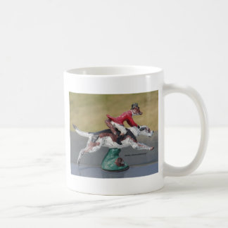 Herr Fox Cross-Country Kaffeetasse