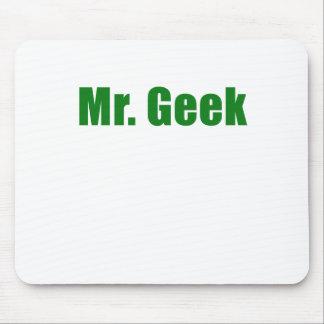 Herr Geek Mousepad