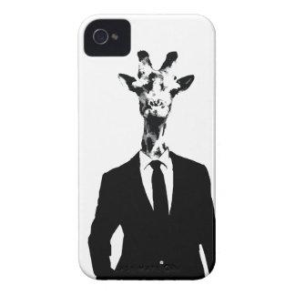 Herr Giraffe Exclusive iPhone 4 Fall iPhone 4 Case-Mate Hüllen