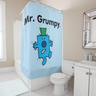 Herr Grumpy Herr-Men   ist ein Grump Duschvorhang