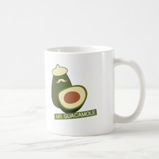Herr Guacamole Kaffeetasse