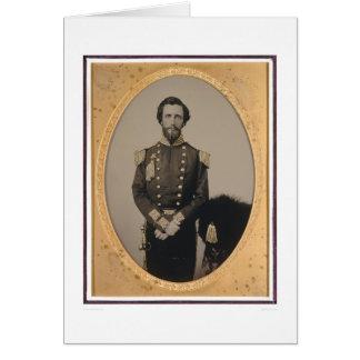 Herr Hamilton, in der Militäruniform (40085) Karte
