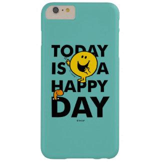Herr Happy | ist heute ein glücklicher Tag Barely There iPhone 6 Plus Hülle