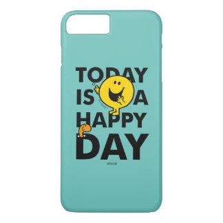 Herr Happy | ist heute ein glücklicher Tag iPhone 8 Plus/7 Plus Hülle