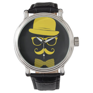 Herr-Hipster Uhr