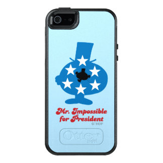 Herr Impossible For Präsident OtterBox iPhone 5/5s/SE Hülle