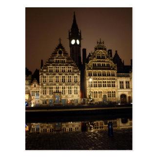 Herr in der Nacht Postkarte
