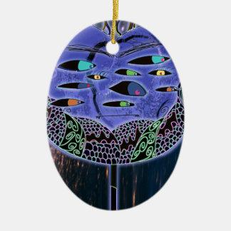 Herr Jacobs Keramik Ornament