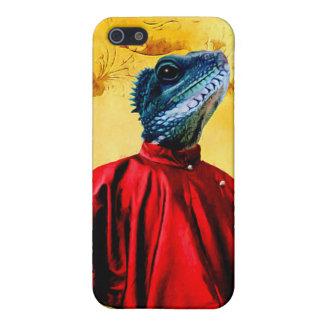 Herr Jacobson - Leguan: Schutzhülle Fürs iPhone 5