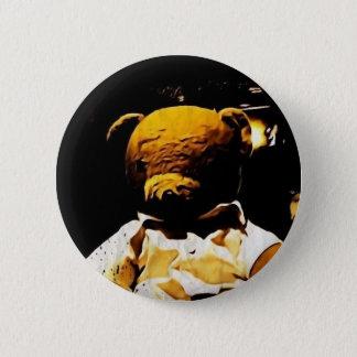 Herr Jeb Runder Button 5,1 Cm