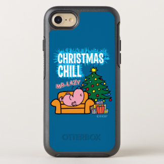 Herr Lazys Christmas Chill OtterBox Symmetry iPhone 7 Hülle