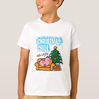 Herr Lazys Christmas Chill T-Shirt