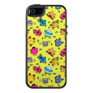 Herr Little u. kleines Fräulein Pattern OtterBox iPhone 5/5s/SE Hülle