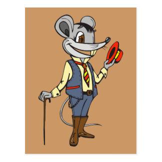 Herr-Maus Postkarten