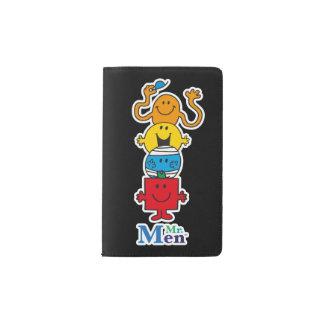 Herr Men Standing Tall Herr-Men | Moleskine Taschennotizbuch