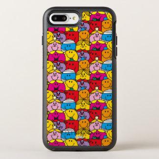 Herr Men u. kleines Fräulein | in einem OtterBox Symmetry iPhone 8 Plus/7 Plus Hülle