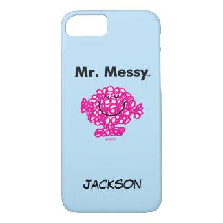 Herr Messy Is Cute Herr-Men |, aber unordentliches iPhone 8/7 Hülle