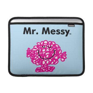 Herr Messy Is Cute Herr-Men |, aber unordentliches MacBook Sleeve