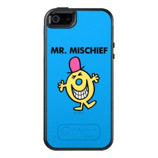 Herr Mischief |, das vergnügt lächelt OtterBox iPhone 5/5s/SE Hülle
