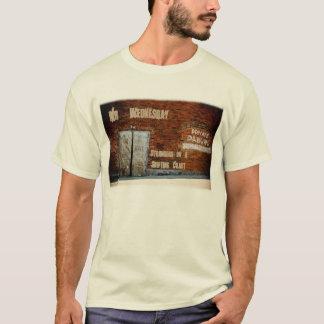 Herr Mittwoch - Fremde auf einer verschiebenküste T-Shirt