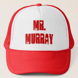 Herr Murray Truckerkappe