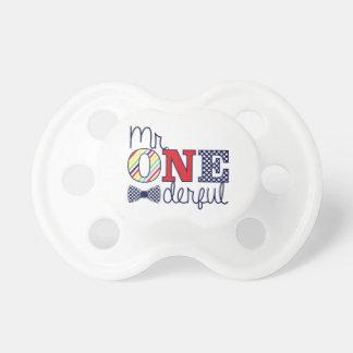 Herr ONEderful 6+ Monate BooginHead® Schnuller
