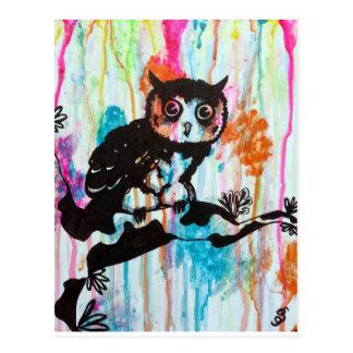 Herr Owl Postkarten