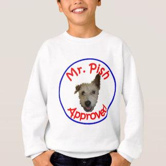 Herr Pish Approved Gear Sweatshirt