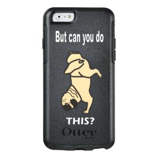 Herr Pug Custom OtterBox Apple iPhone 6/6s OtterBox iPhone 6/6s Hülle