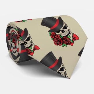 Herr-Schädel Krawatte