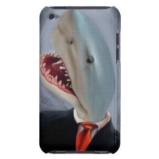 Herr Shark Head iPod Case-Mate Case
