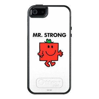 Herr Strong Waving Hello OtterBox iPhone 5/5s/SE Hülle