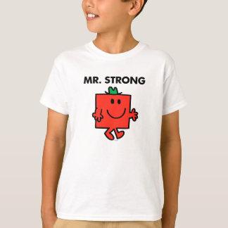Herr Strong Waving Hello T-Shirt