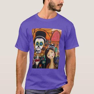HERR SUAVE - Dia de Los Muertos T-Shirt