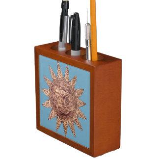 Herr Sunshine Desk Organizer