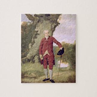 Herr Thrale, c.1770-80 (Öl auf Leinwand) Puzzles