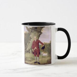 Herr Thrale, c.1770-80 (Öl auf Leinwand) Tasse