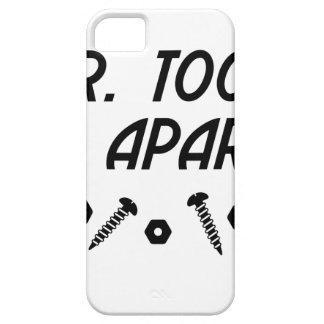 Herr Took It Apart iPhone 5 Etui