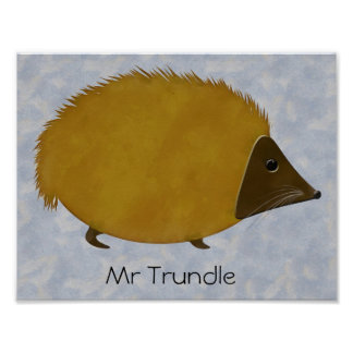 Herr Trundle Poster