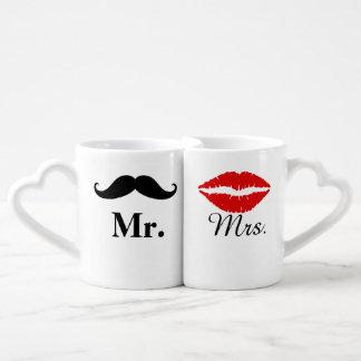 Herr und Frau Herztassen
