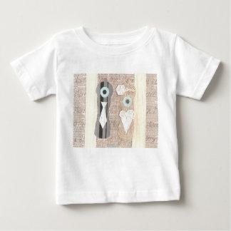 Herr und Frau Salt n Pepper Säuglings-T - Shirt