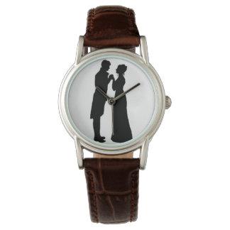 Herr- und Fraudarcy Uhr