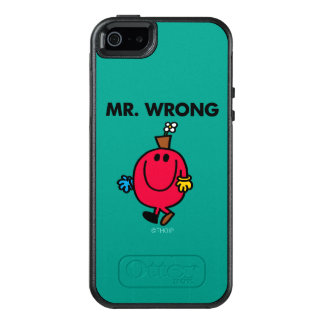 Herr Wrong Classic OtterBox iPhone 5/5s/SE Hülle