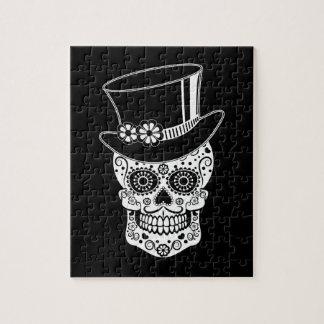 Herr-Zucker Skull-01 Puzzle