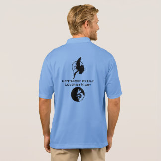 Herren u. Liebhaber Polo Shirt