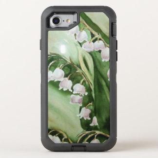HERRLICHE LILIE DER TAL-BLUMEN OtterBox DEFENDER iPhone 8/7 HÜLLE