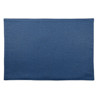 Blaues leder geschenke - Leder tischset ...