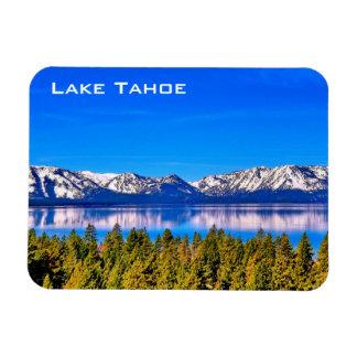 Herrlicher Foto-Magnet Lake Tahoe 3 x 4 Magnet